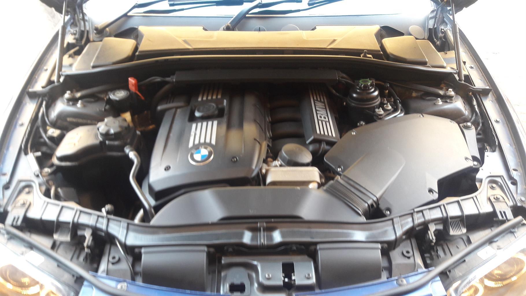 2010 BMW 1 Series 116i 3 door M Sport auto