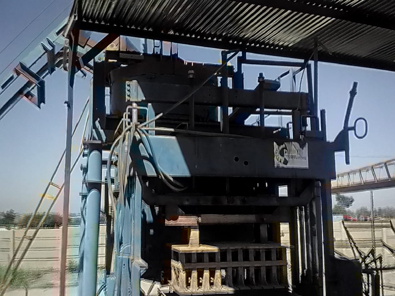 Cement Brick and Block Making Plant For Sale