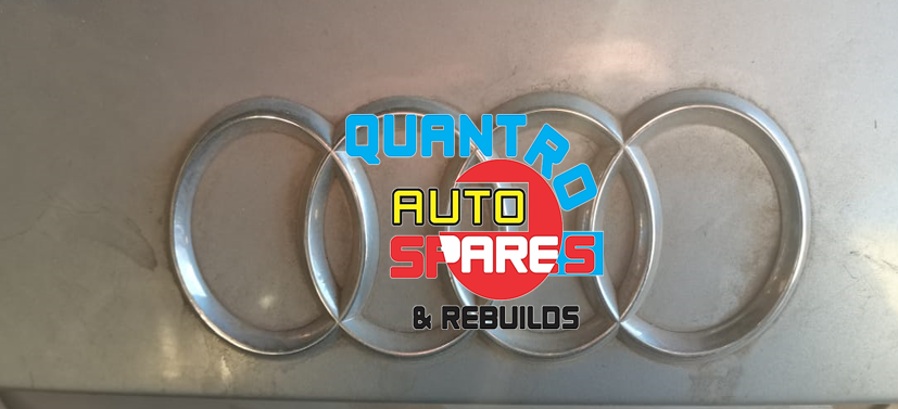 Audi A3 1.8t Rear Badge for sale
