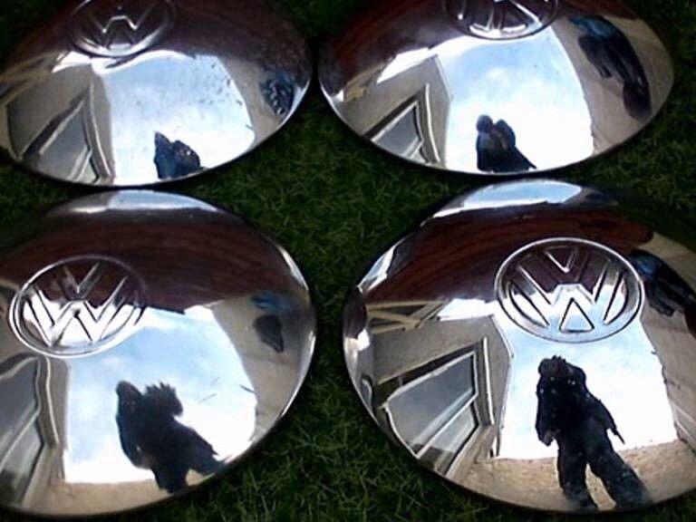 Tyre Letters / White walls / Hubcaps