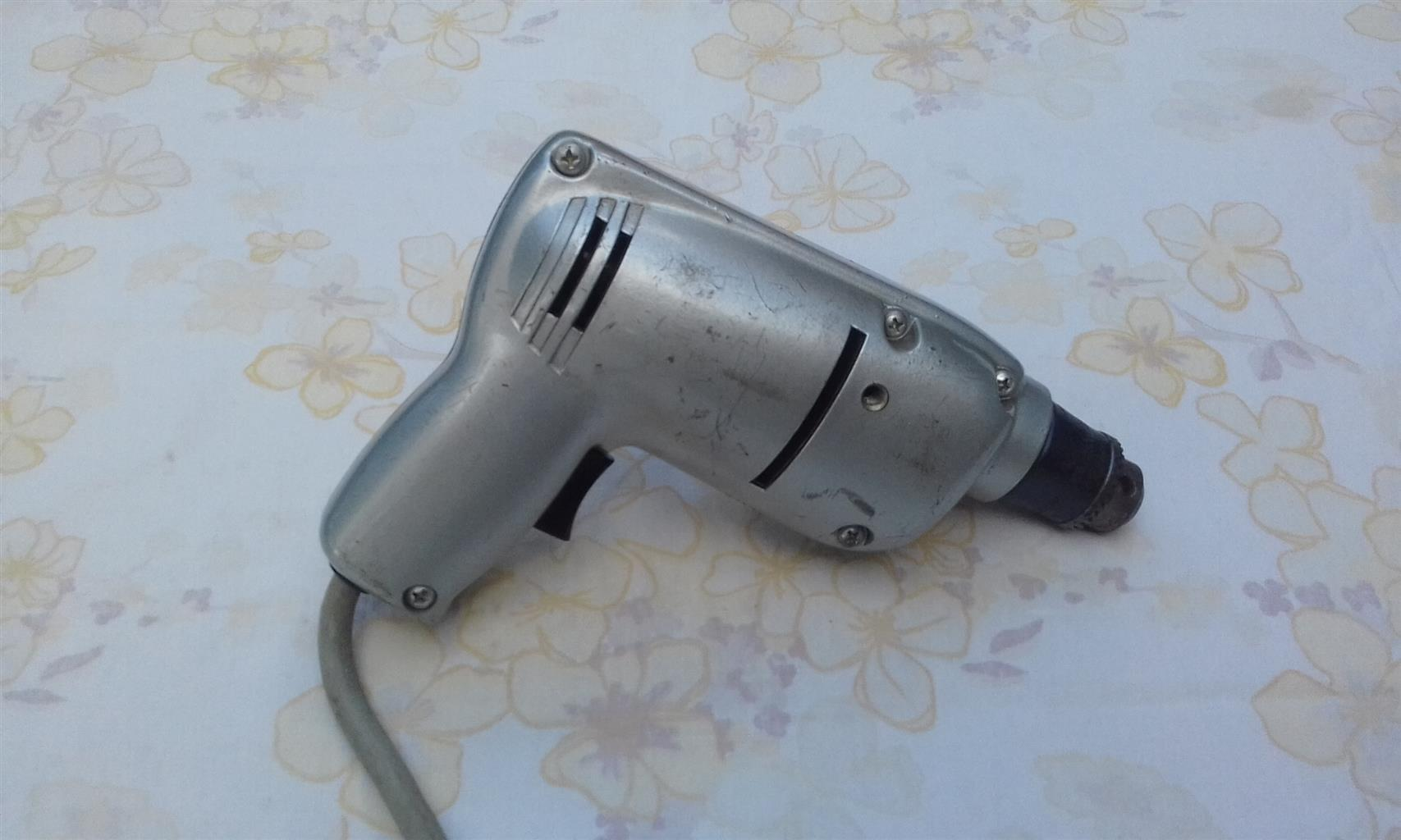 'ShopCraft' Electric Hand Drill for Sale