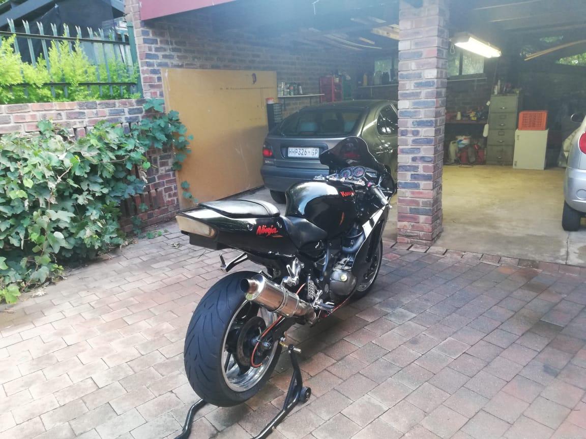 2003 ZX 12 R R50000 Neg