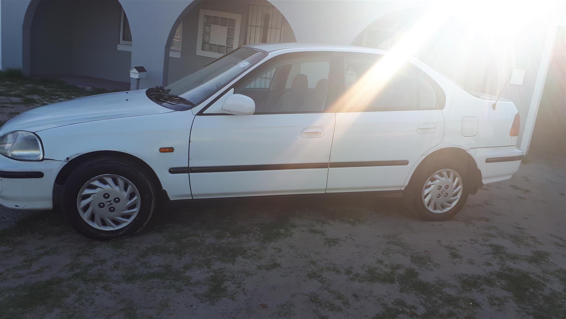 1997 Honda Ballade 1.5 Comfort auto