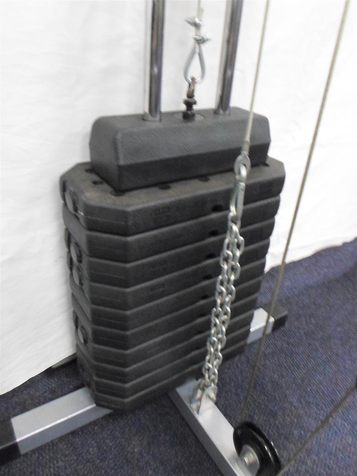 Trojan Dominator Home Gym