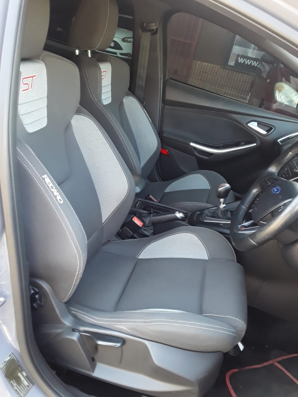 2016 Ford ST Fiesta