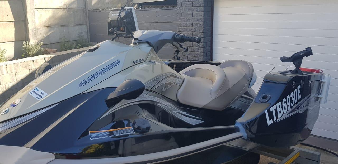 Yamaha Waverunner Jetski for sale