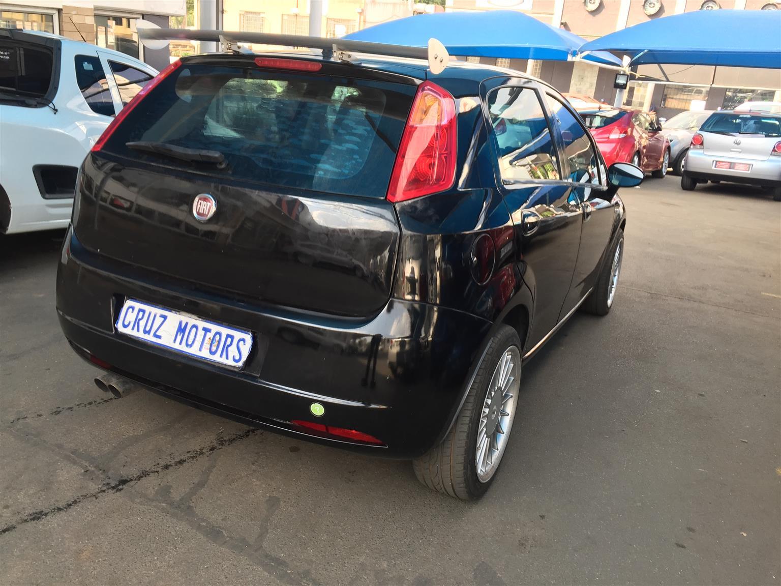 2010 Fiat Punto 1.4 Base Easy