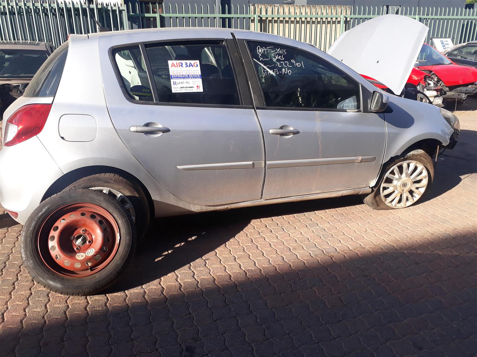 Renault CLIO 3 Parts For Sale