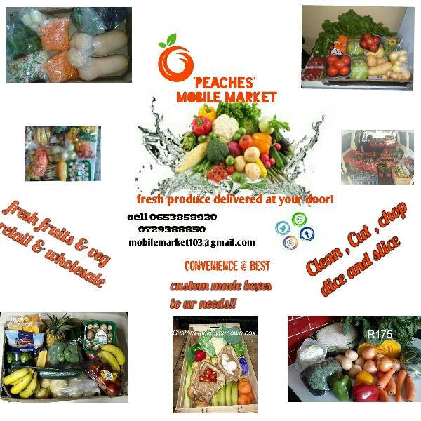 Peaches mobile market | Junk Mail