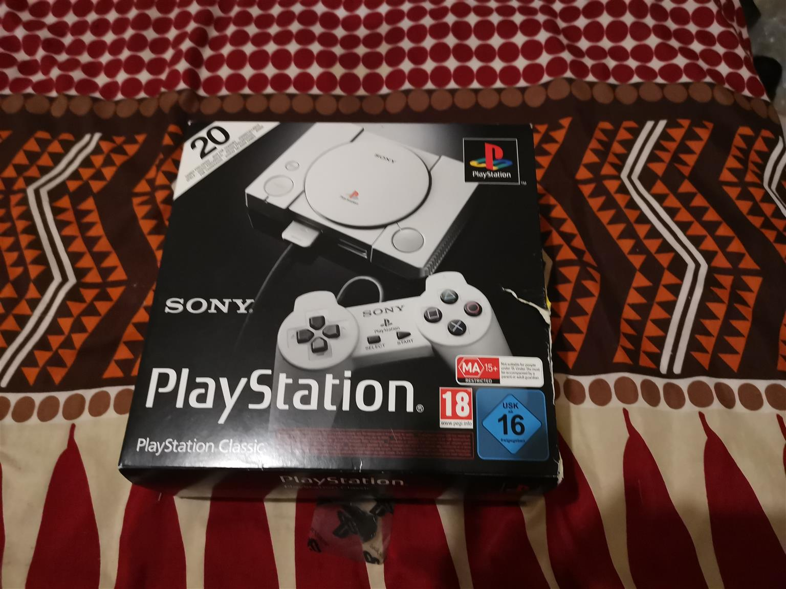 Playstation classic Ps1