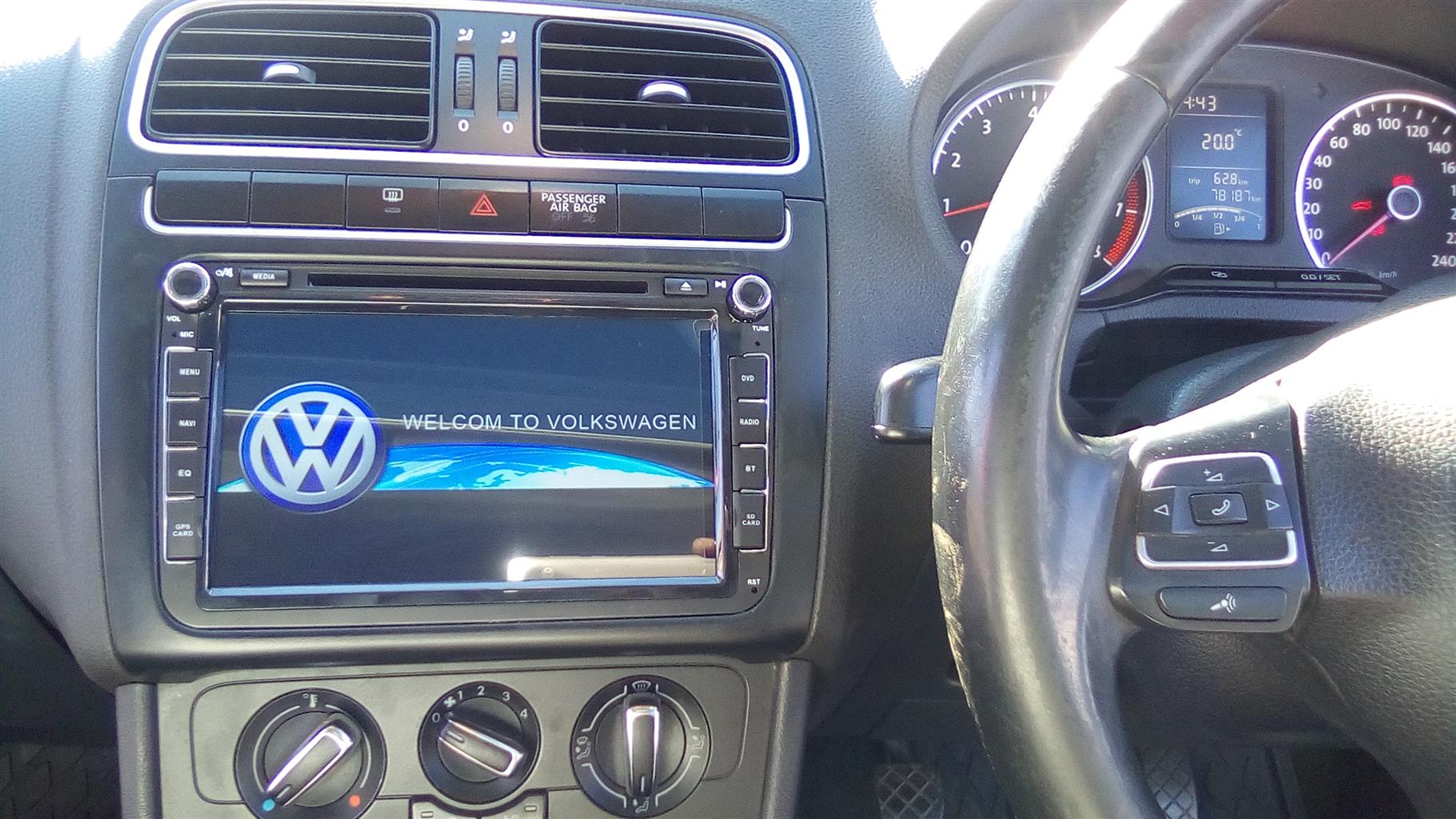 Android Touch Screen Car Radios