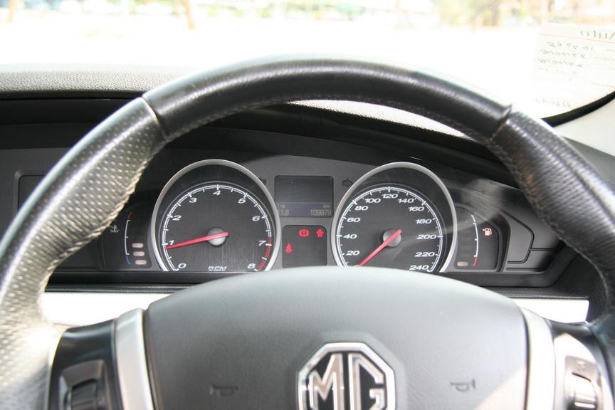 2012 MG MG 6 MG6 saloon 1.8T Luxury