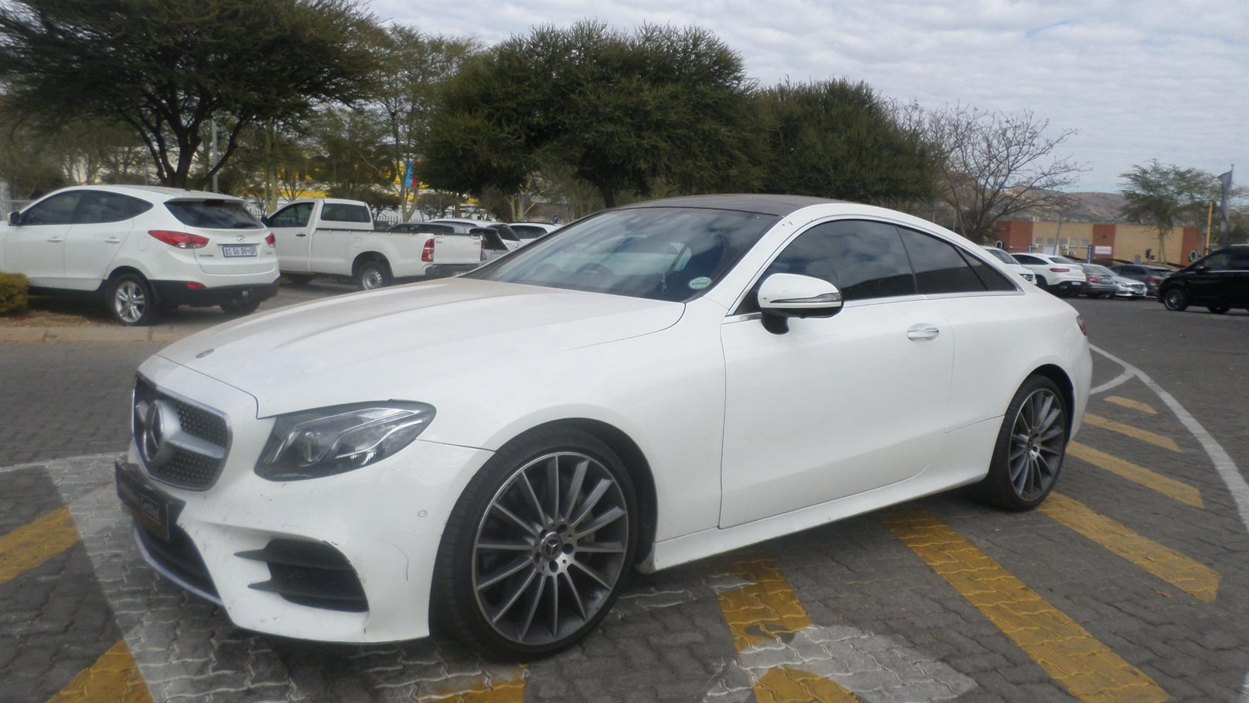 2018 Mercedes Benz C-Class coupe C300 AMG COUPE