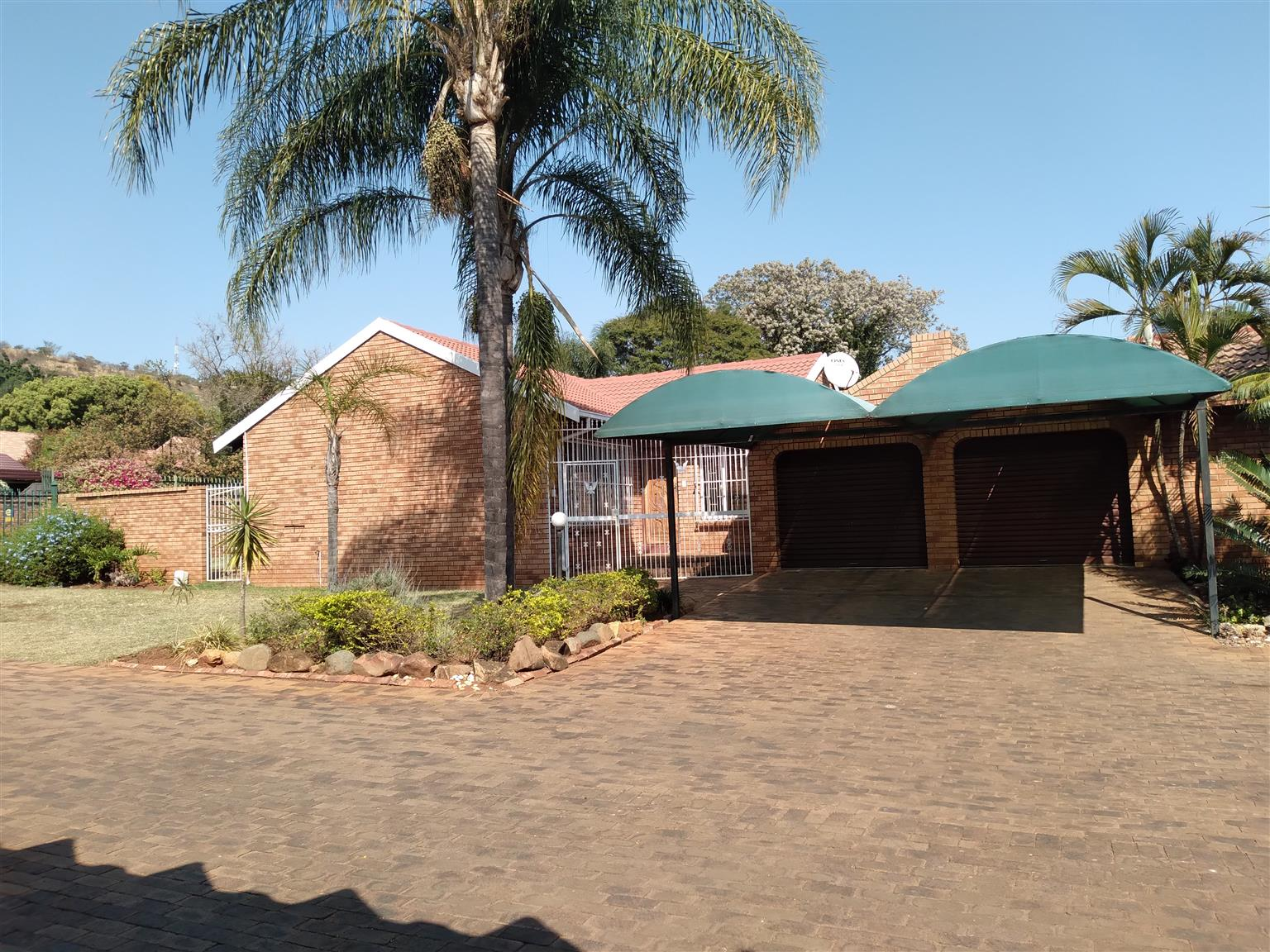 3 Bedroom House in Montana park to rent