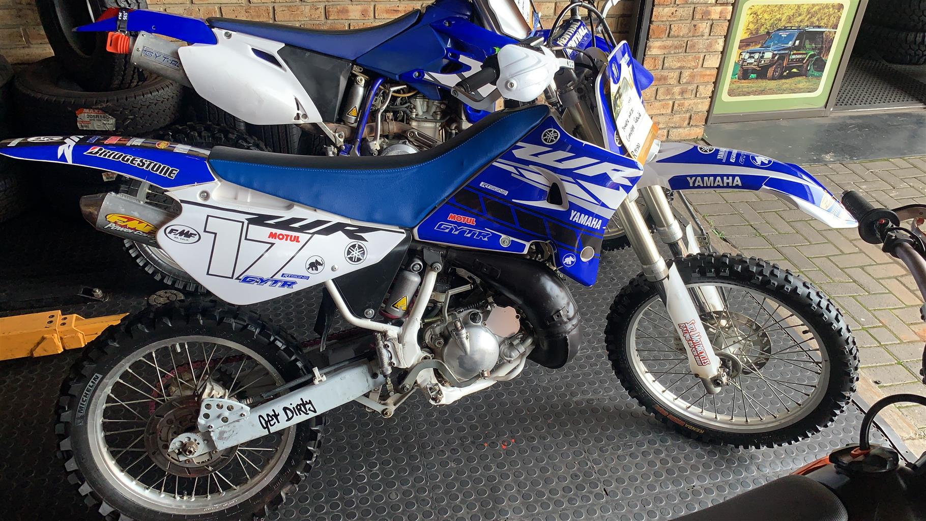 1993 Yamaha WR