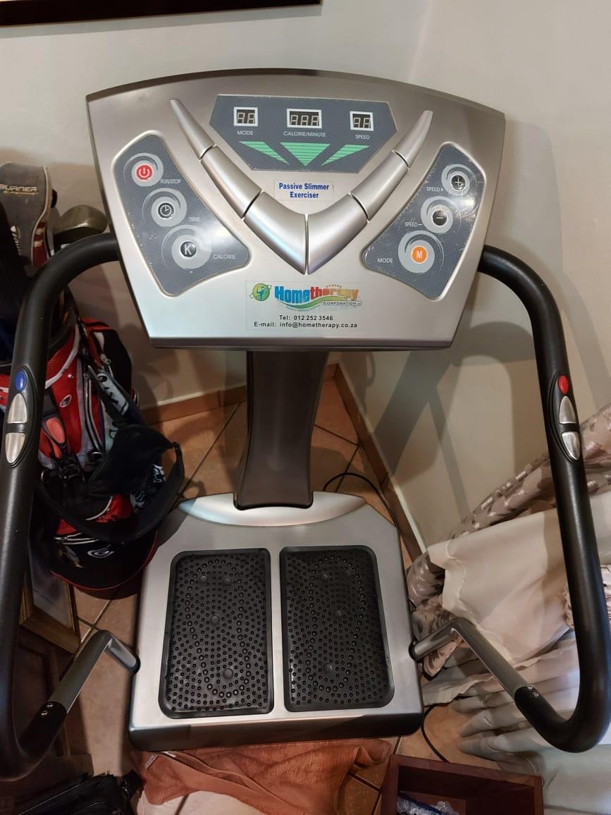 Passive Fitness Exerciser