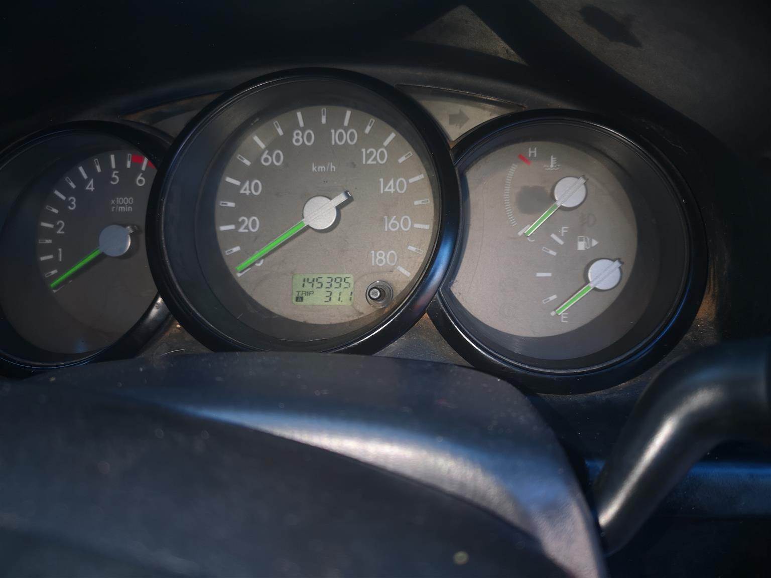 2008 Mazda BT-50 2.6i