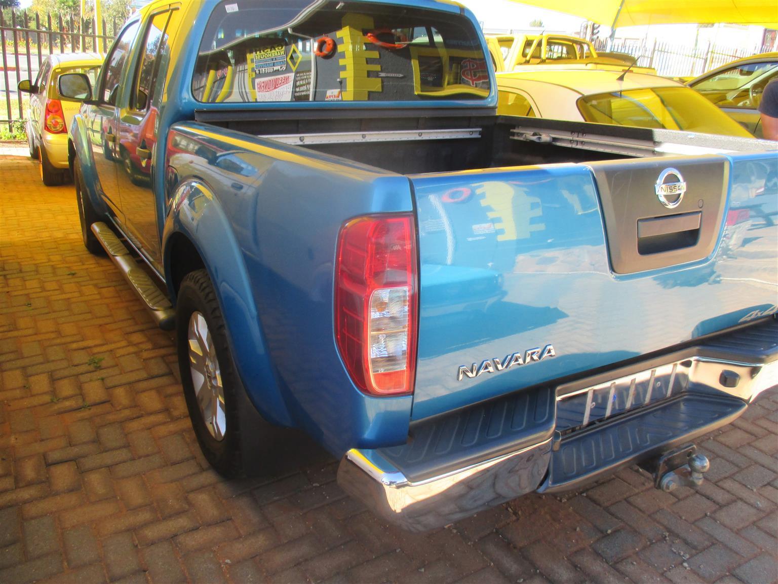 2006 Nissan Navara 2.5dCi 4x4