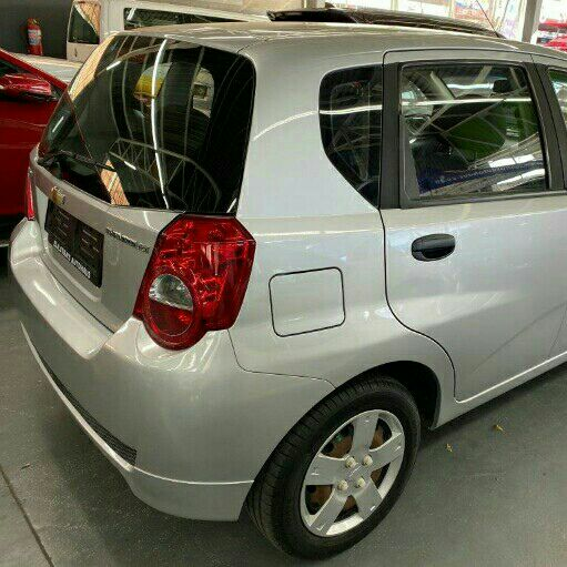 2012 Chevrolet Aveo 1.6 L hatch