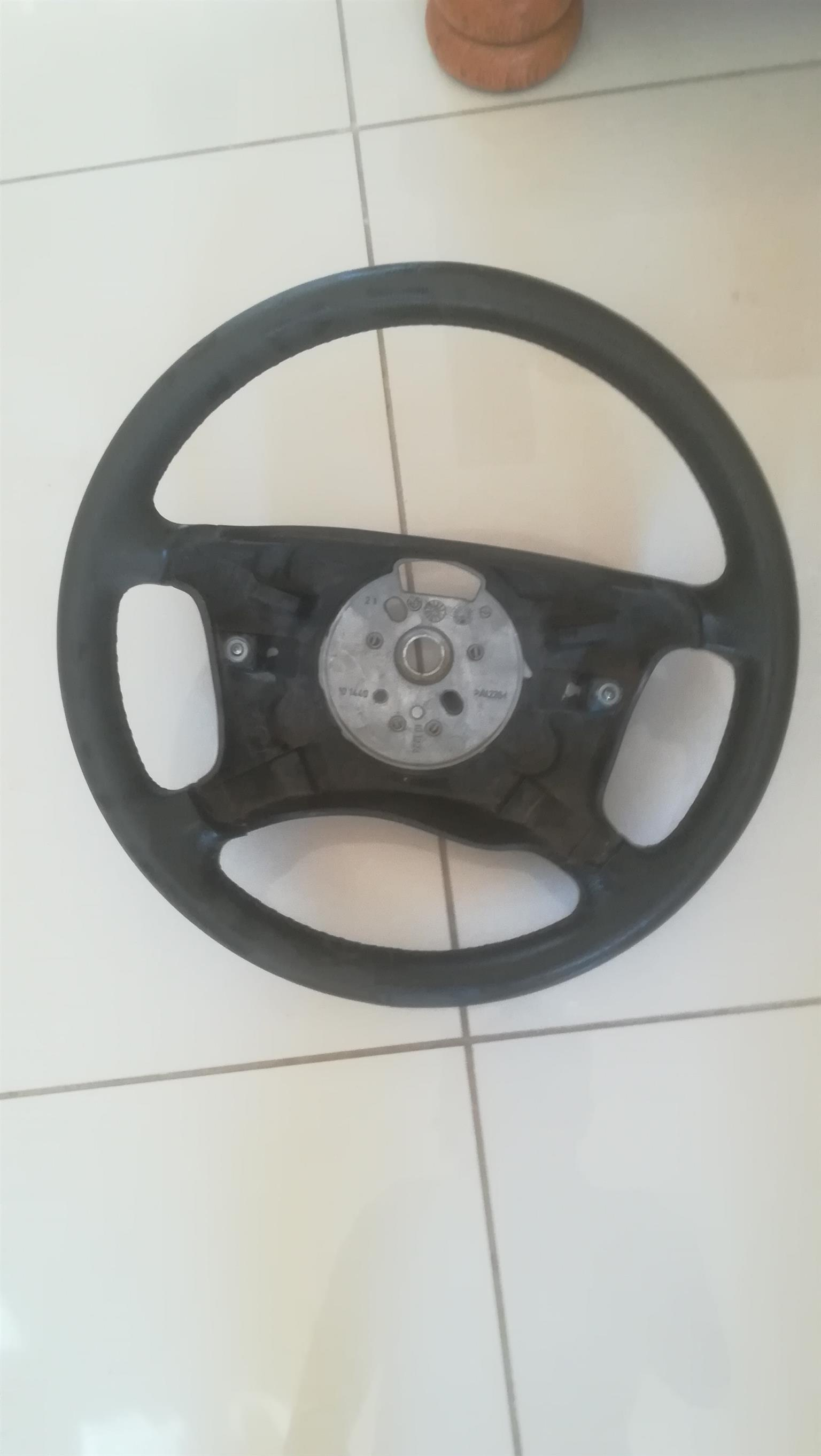 Bmw E46 Steering Wheel Without Airbag Junk Mail