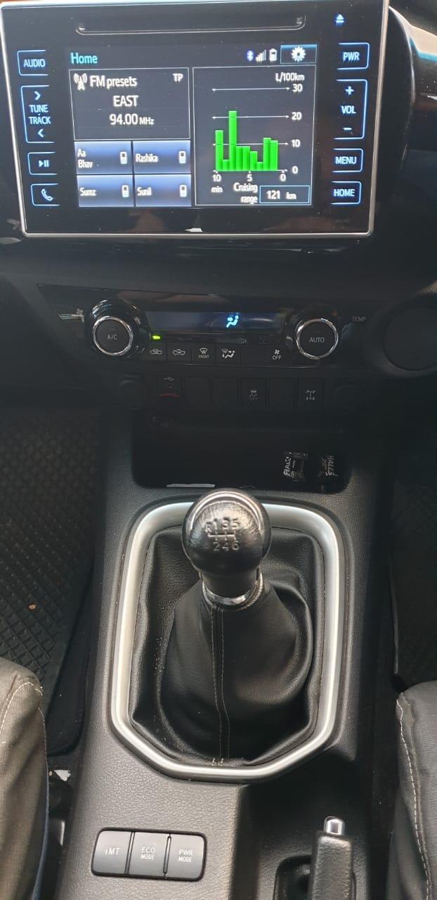 2018 Toyota Hilux 2.8GD 6 double cab Raider