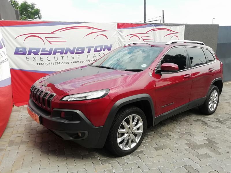 2015 Jeep Cherokee 3.2L Limited