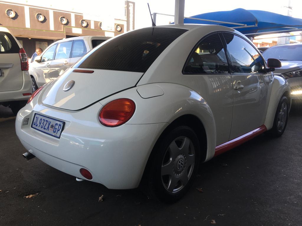 2002 VW Beetle 2.0 Highline automatic