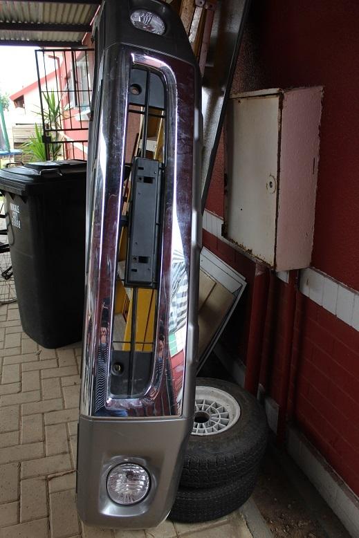 Bumper for Landcruiser