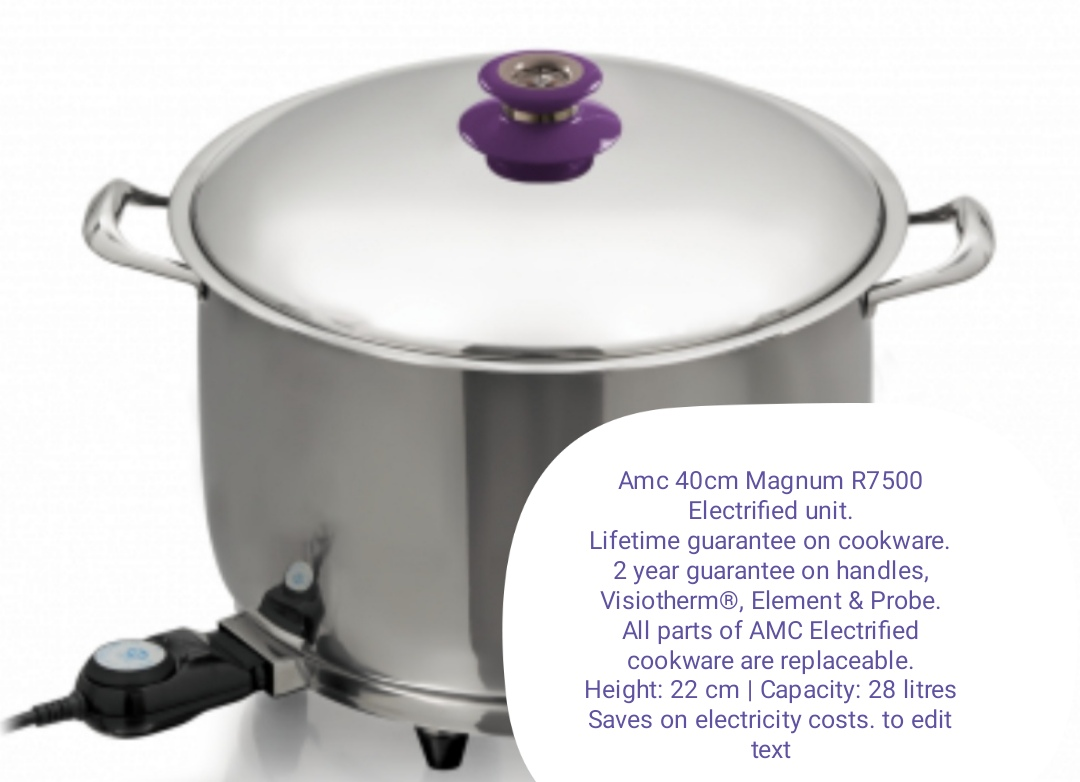 Amc Discounted Cookware
