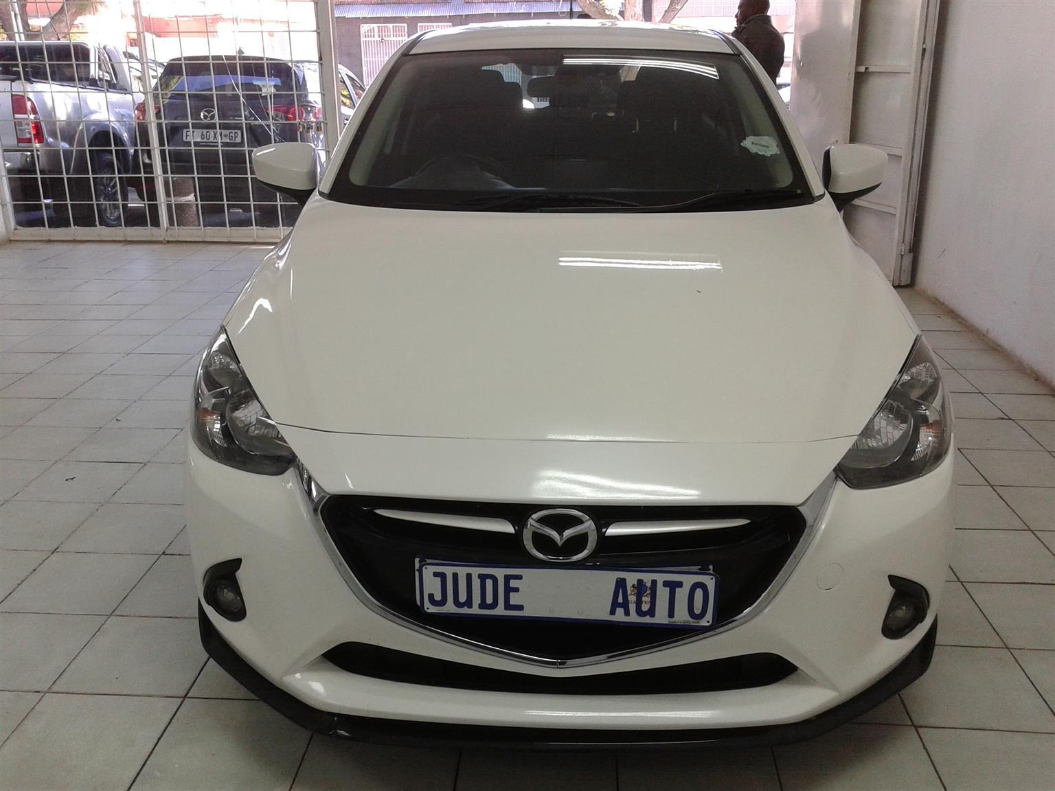 2017 Mazda 2 1 5 Individual