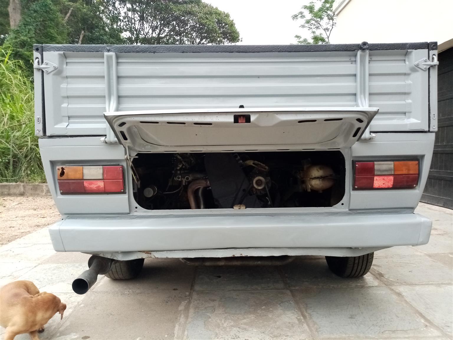 1985 VW Microbus