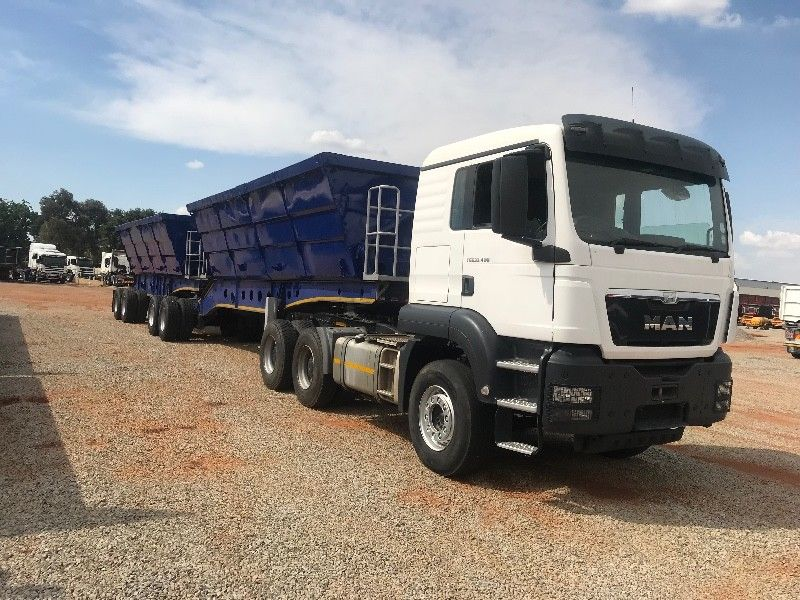 34 TONNE TIPPER TRUCK FOR HIRE