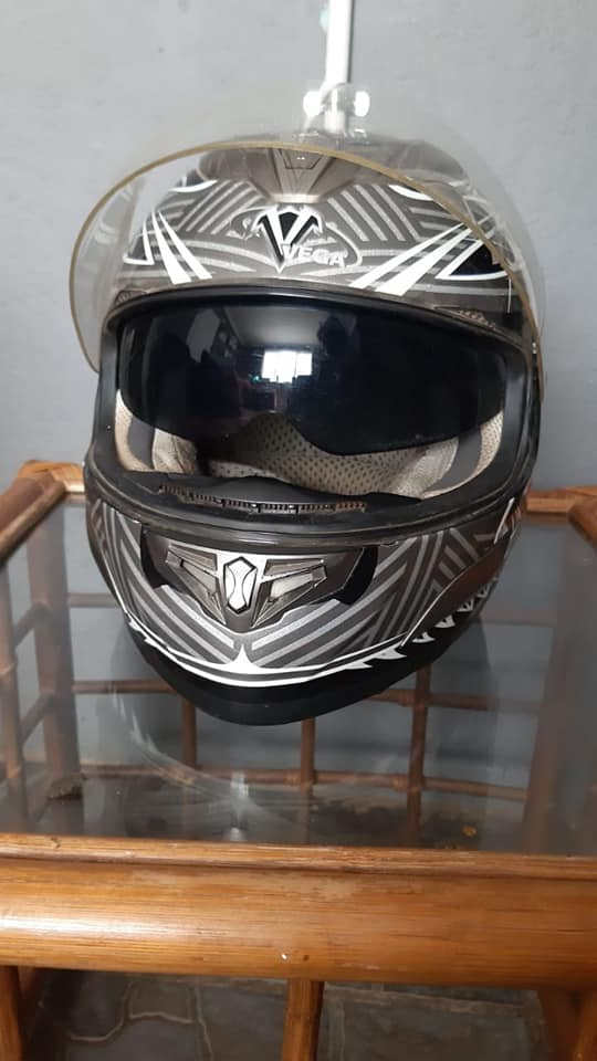 Vega helmet, size (S) 56cm