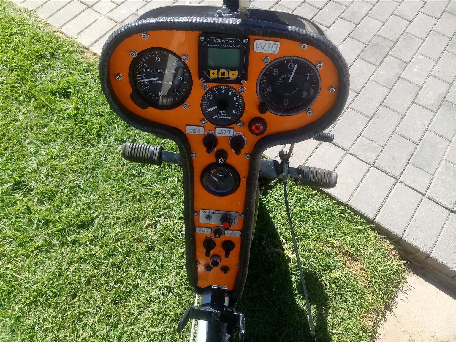 Microlight Windlass - R45000