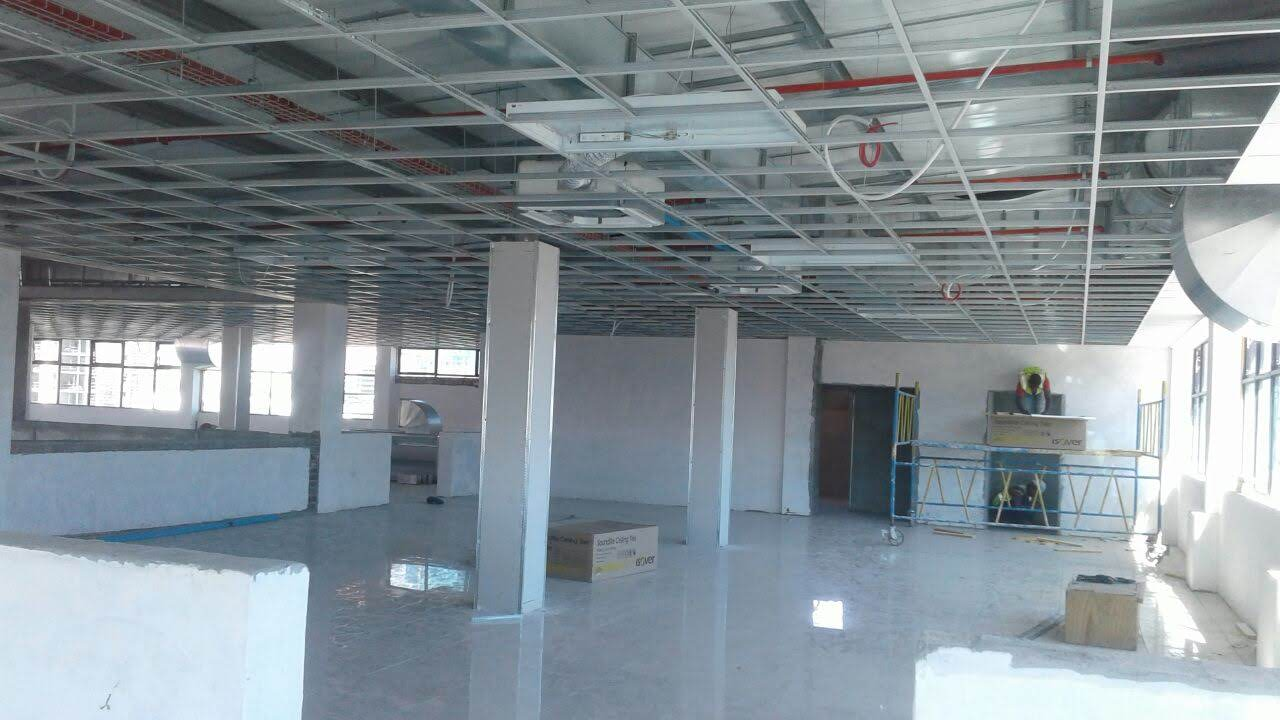drywall ceilings&partitions
