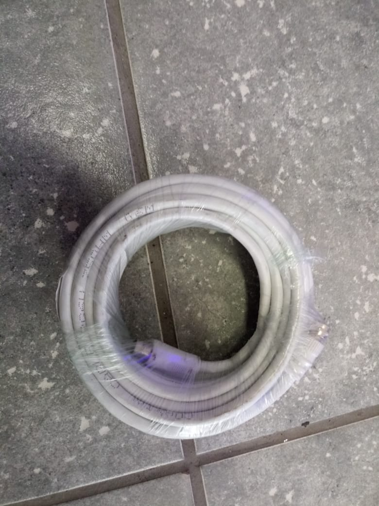 RGFU COAXIAL/TV CABLE 10 M
