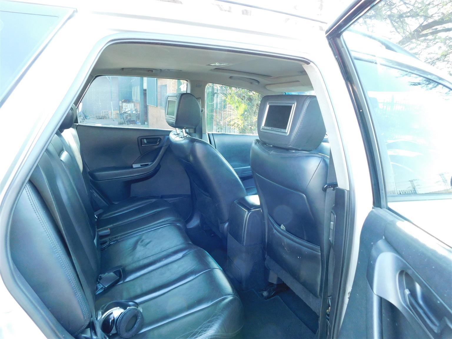 2006 Nissan Murano 3.5