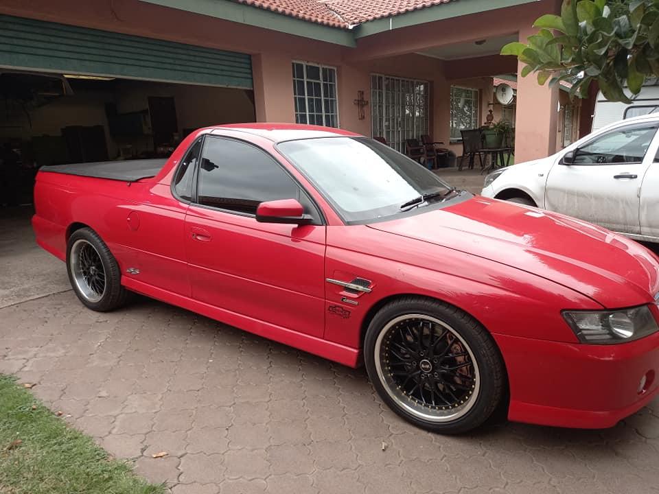 2007 Chevrolet Lumina 5.7 V8 SS