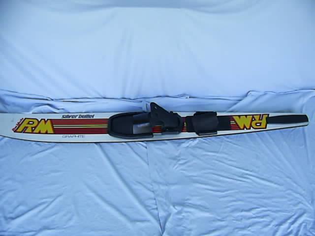 Ski - Ron Marks - Slalom - Graphite - plus Protective Carry Bag