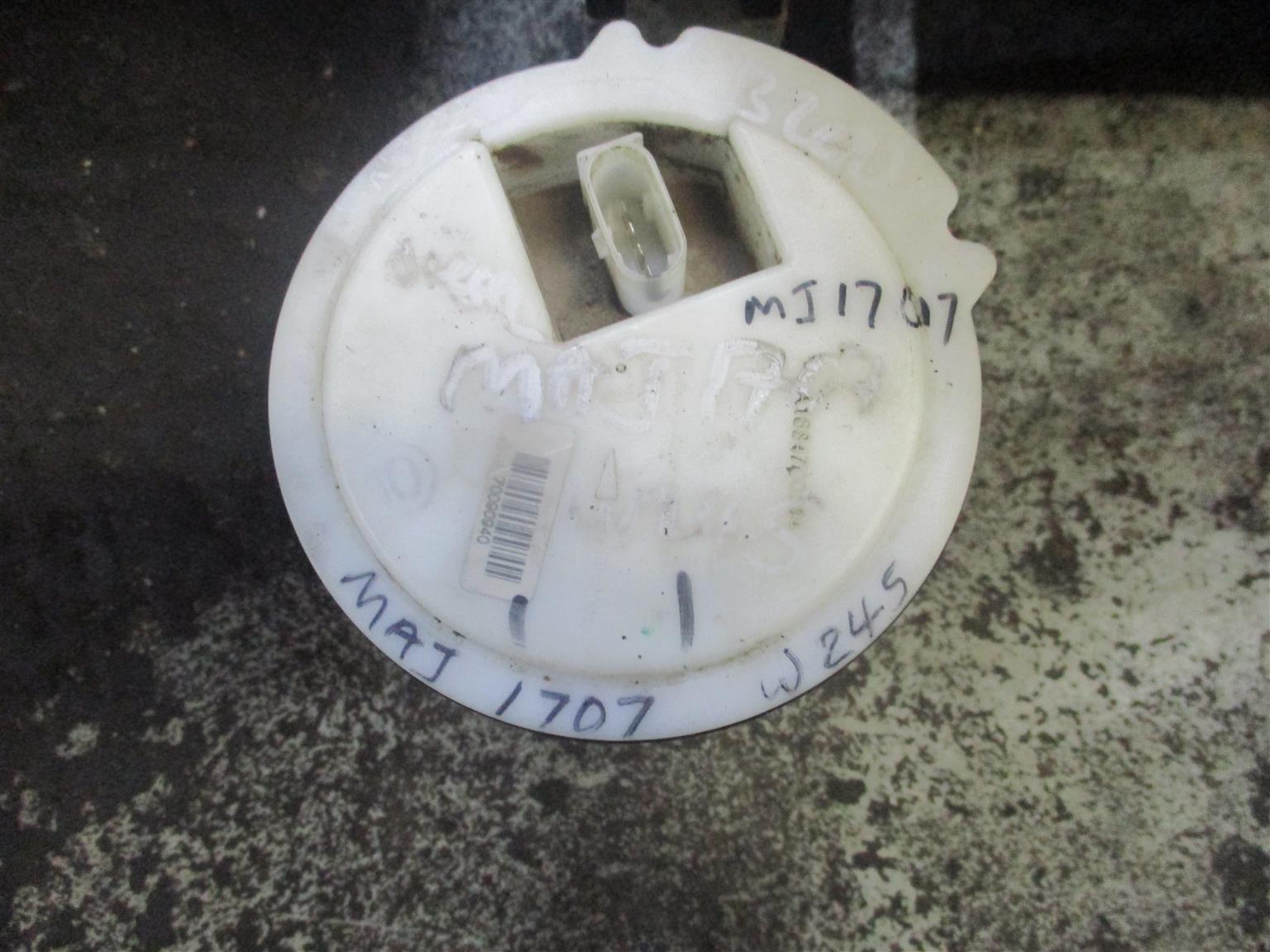 mercedes benz w245 fuel pump
