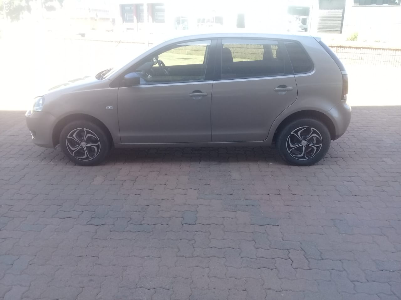 2015 VW Polo Vivo hatch 5-door POLO VIVO 1.4 COMFORTLINE (5DR)