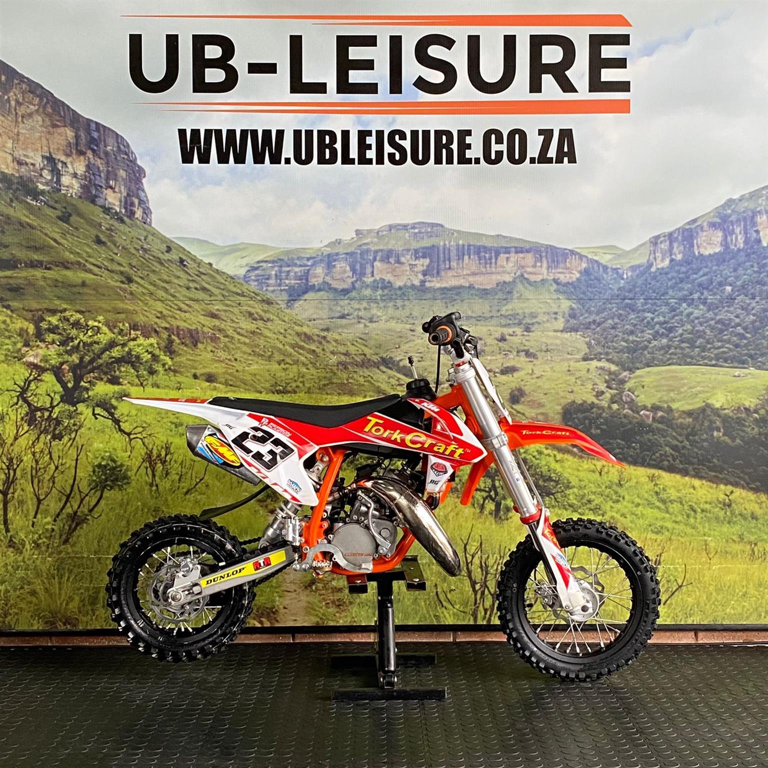 2020 KTM 50 SX | UB LESIURE