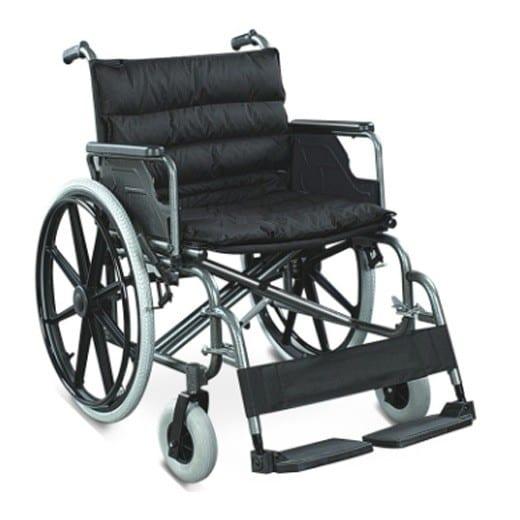 Mr Wheelchair Super Heavy Duty Deluxe Wheelchair