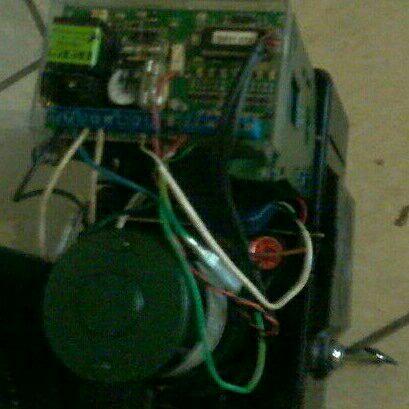 D5 sliding gate motor