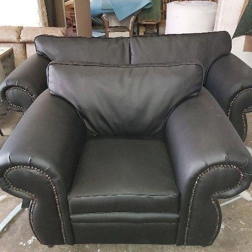 3 Piece Bonded Leather Lounge Suite