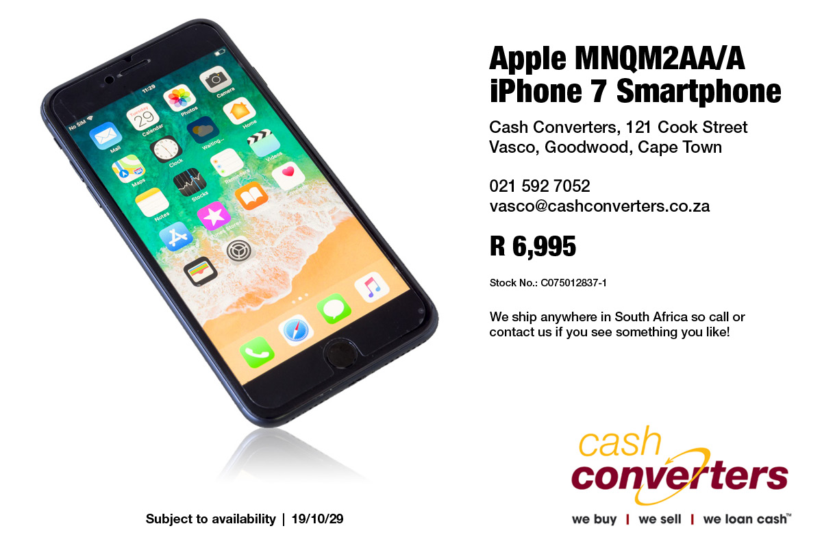 Apple MNQM2AA/A iPhone 7 Smartphone