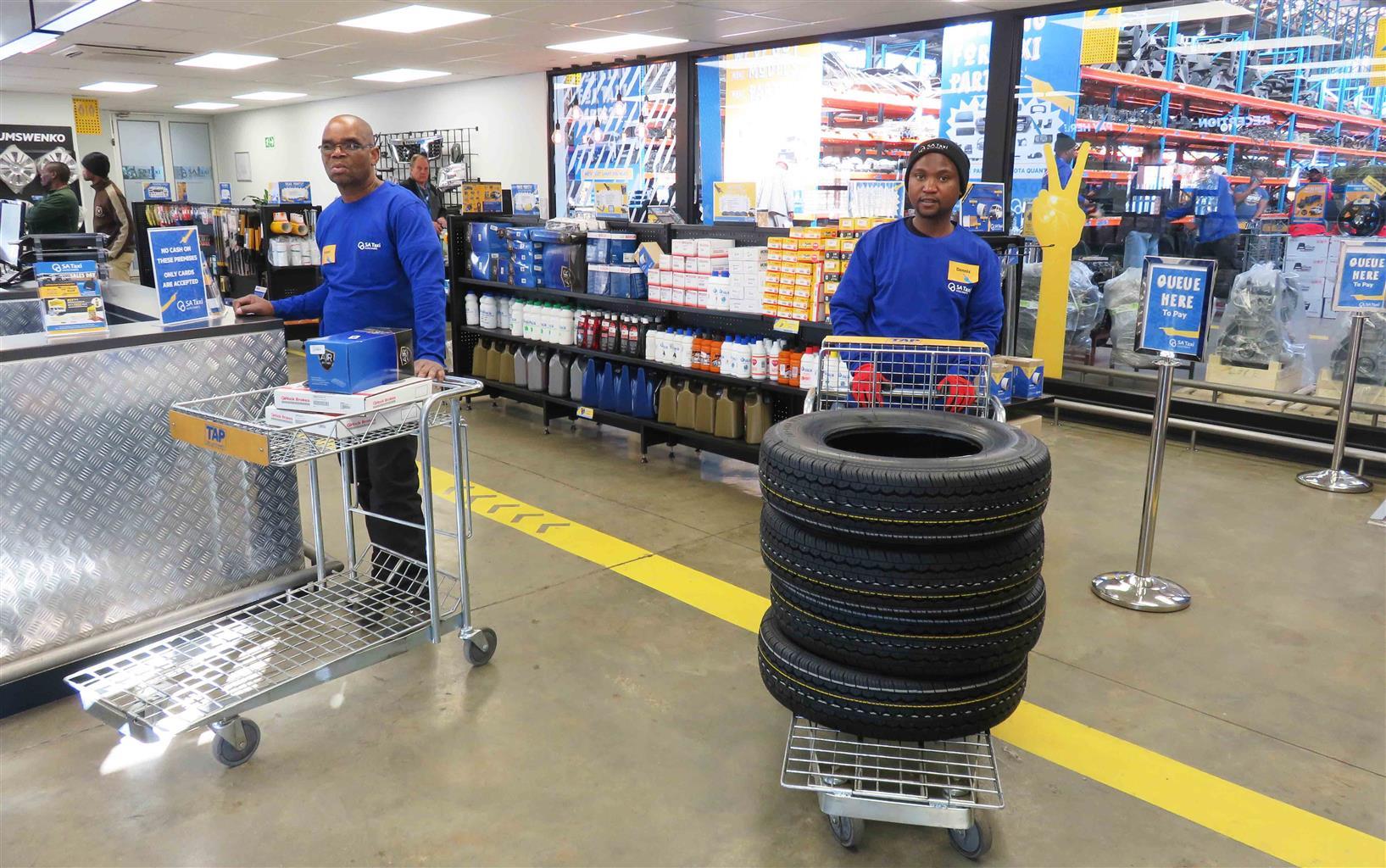 New Taxi Tyres - 195R15 Blackwall Bridgestone Tyres - SA Taxi Auto Parts