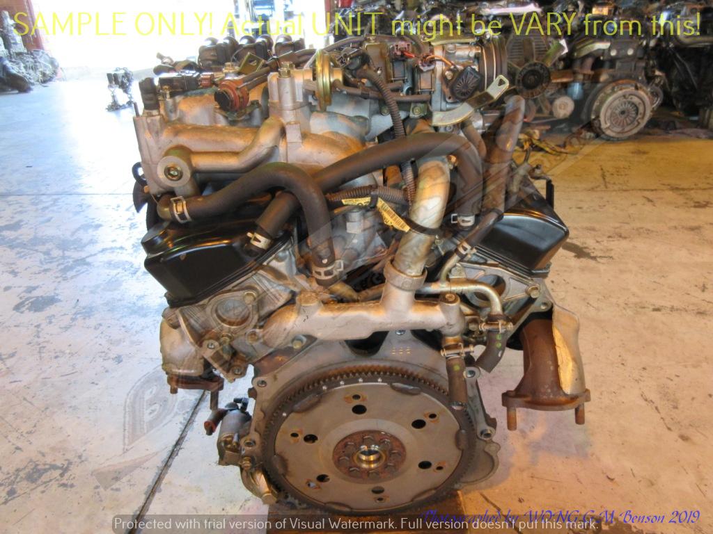 MITSUBISHI 6G72 3.0L V6 COIL 12V Engine -COLT