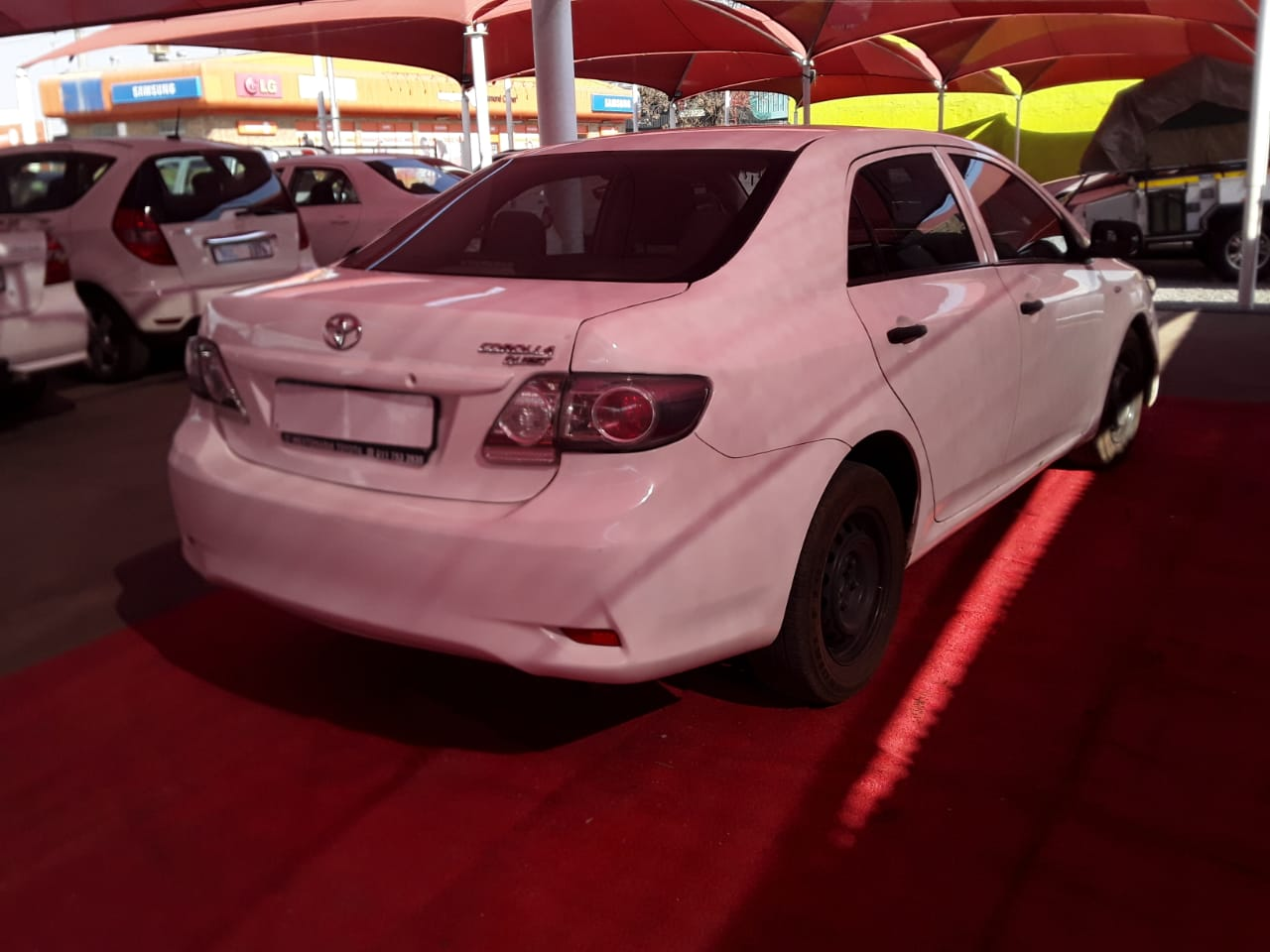 2016 Toyota Corolla Quest COROLLA QUEST 1.6