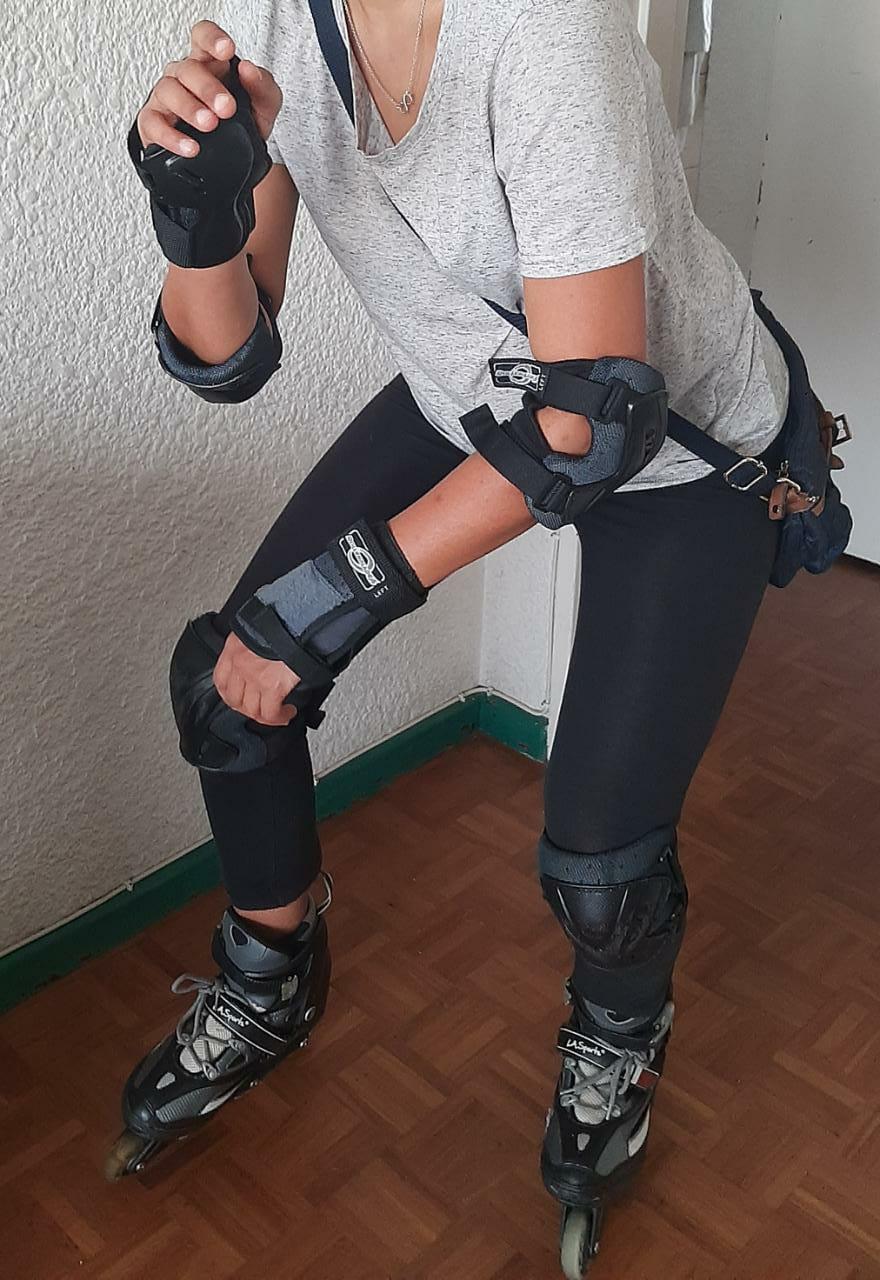 Inline skates / Rollerblades - Ladies UK size 6 to 7
